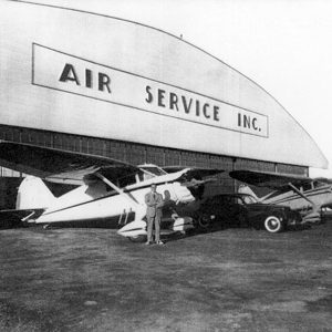 New Air Services, Inc. Hangar