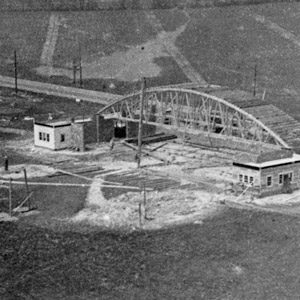 New Air Services, Inc. Hangar Construction 1935
