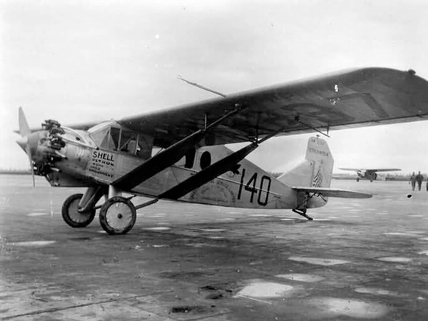 Wright-Bellanca WB-2
